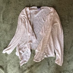 Lightweight Waterfall Cardigan